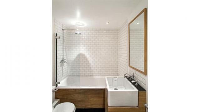 Salle de bains : douche ou baignoire ? Quimper. Salle de bain ...